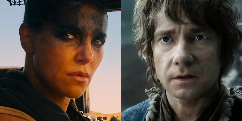 Comic-Con: 'Mad Max: Fury Road' and 'Hobbit: Battle of the Five Armies' Teasers