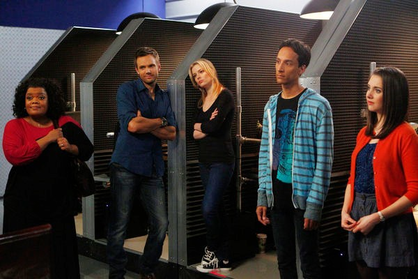 'Community' Stars React to Dan Harmon's Departure