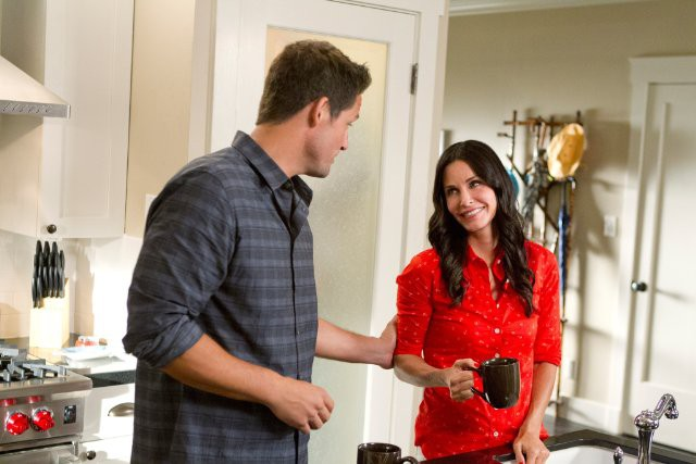 'Cougar Town' Season 4: Courteney Cox's Jules to Have a 'Naked Day'