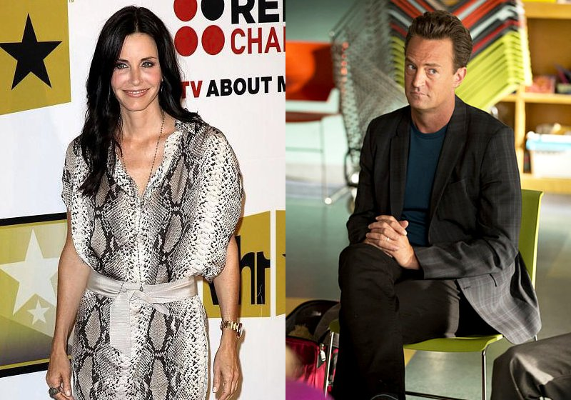 Courteney Cox and Matthew Perry to Reunite on 'Go On'