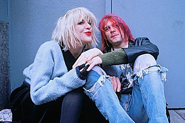 Courtney Love Talks Sex Life and Romance With Kurt Cobain