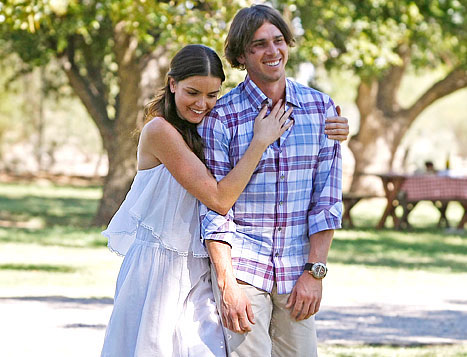 Courtney Robertson Has Yet to Move In Together With Ben Flajnik