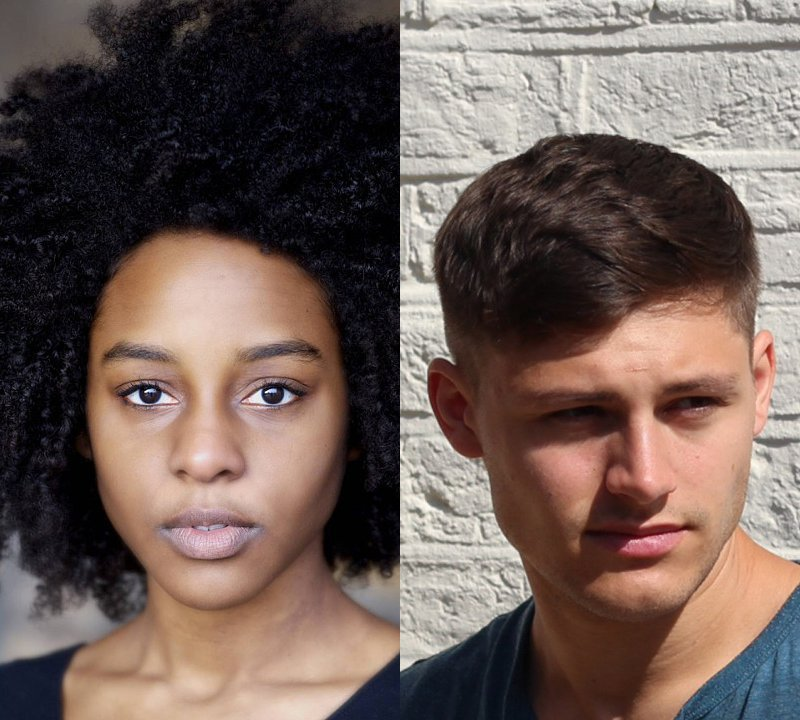 Newcomers Crystal Clarke and Pip Andersen Join 'Star Wars Episode VII'