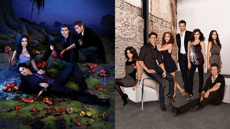 CW Announces Midseason Starts of 'Vampire Diaries', 'One Tree Hill' and More