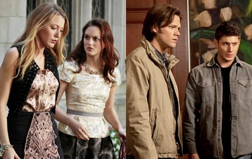 The CW Orders More Episodes of 'Gossip Girl', 'Supernatural' and 2 Others