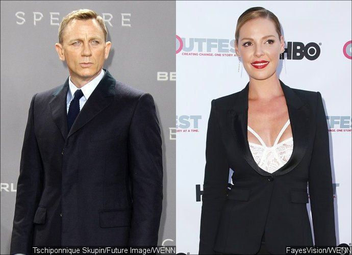 Daniel Craig and Katherine Heigl Are Joining Heist Comedy 'Logan Lucky' Cast