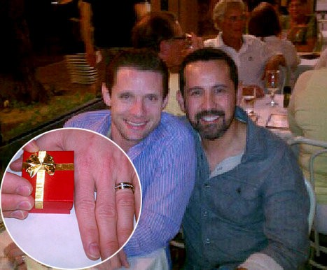 'Who's the Boss' Star Danny Pintauro Set to Wed Boyfriend