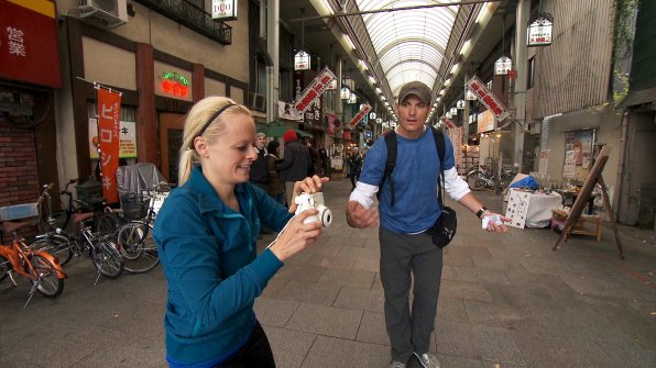 Dave and Rachel Win 'The Amazing Race' After an Early Celebration
