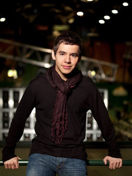 Video Premiere: David Archuleta's 'I'll Never Go'