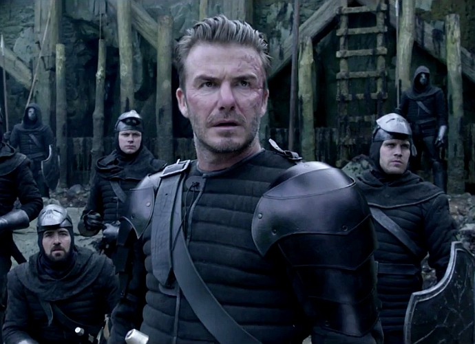 David Beckham's Cameo in 'King Arthur: Legend of the Sword' Is Mocked by Critics