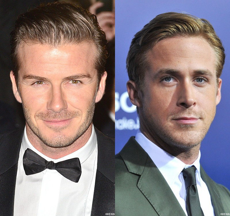 David Beckham Outvotes Ryan Gosling for Sexiest Man on the Planet Title