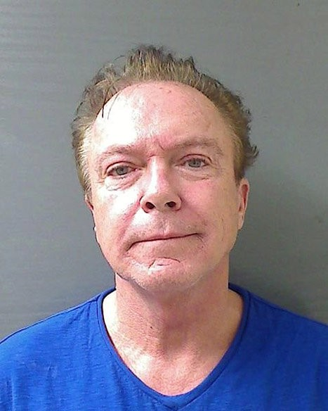 David Cassidy Arrested for DUI Again in New York