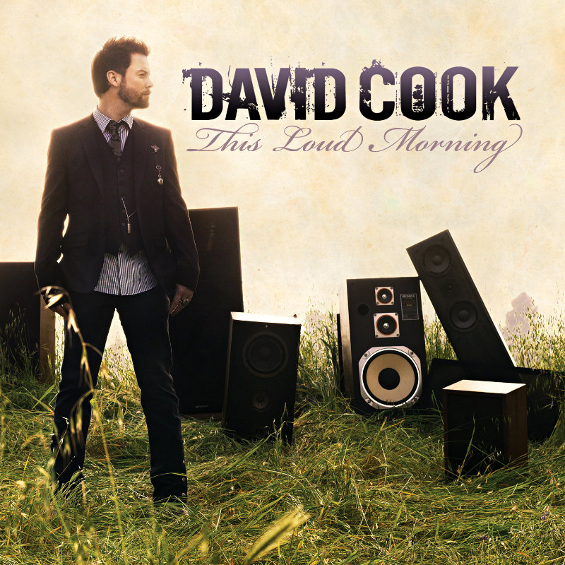 david cook album artwork. David Cook Reveals New Album