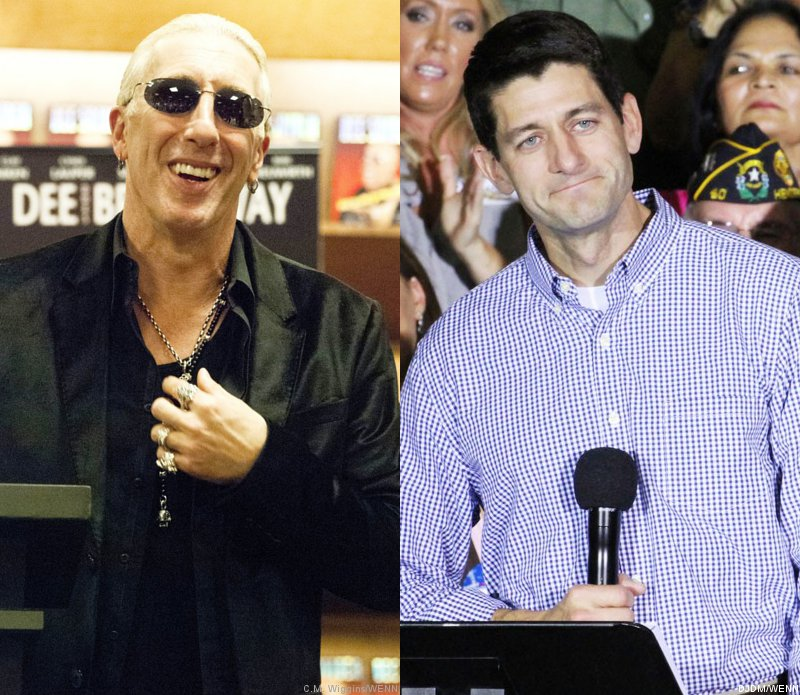 Dee Snider Bans Paul Ryan From Using Twisted Sister's Song