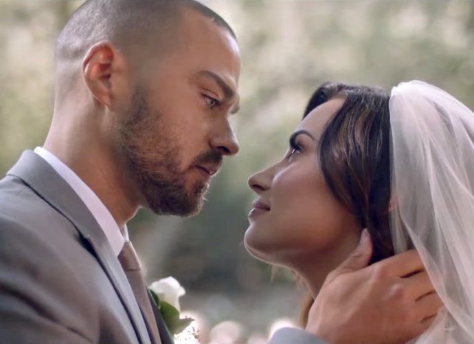 Demi Lovato and Jesse Williams Get Married in Dramatic Music Video for 'Tell Me You Love Me'