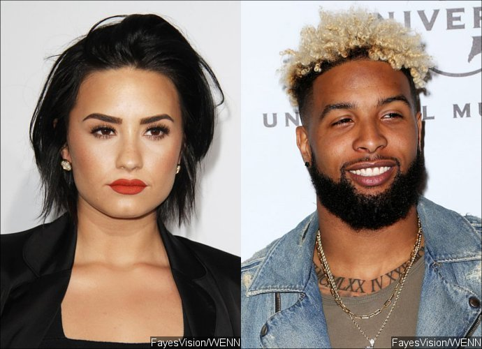 Demi Lovato and Odell Beckham Jr. Spark Dating Rumors After Spotted on Late-Night Date