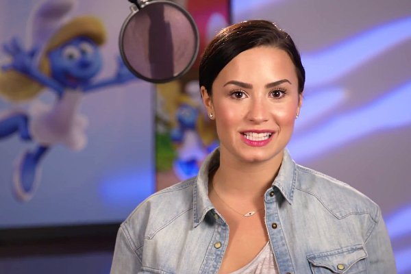 Demi Lovato Replaces Katy Perry as Voice of Smurfette in 'Get Smurfy'