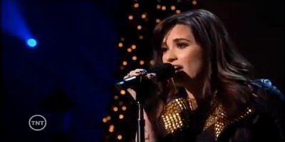 Demi Lovato Sings 'All I Want for Christmas Is You' on 'Christmas in Washington'