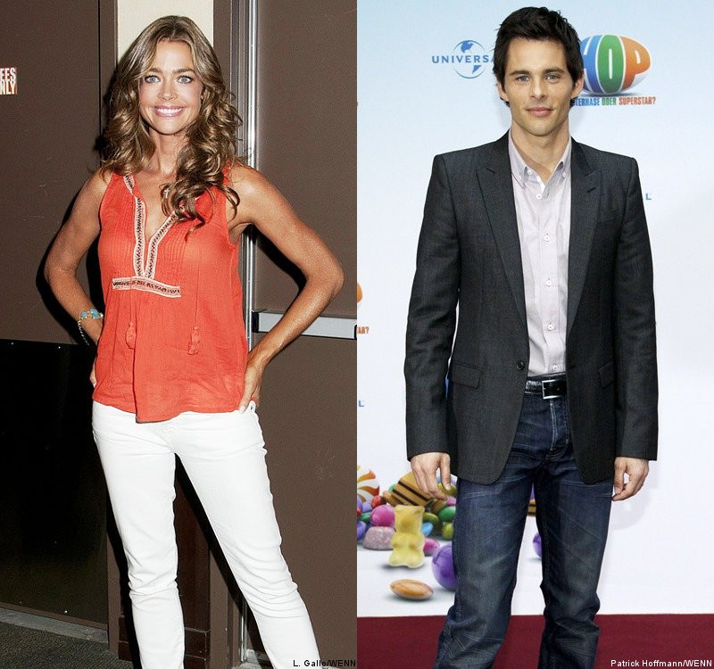 Denise Richards and James Marsden Booked for '30 Rock'