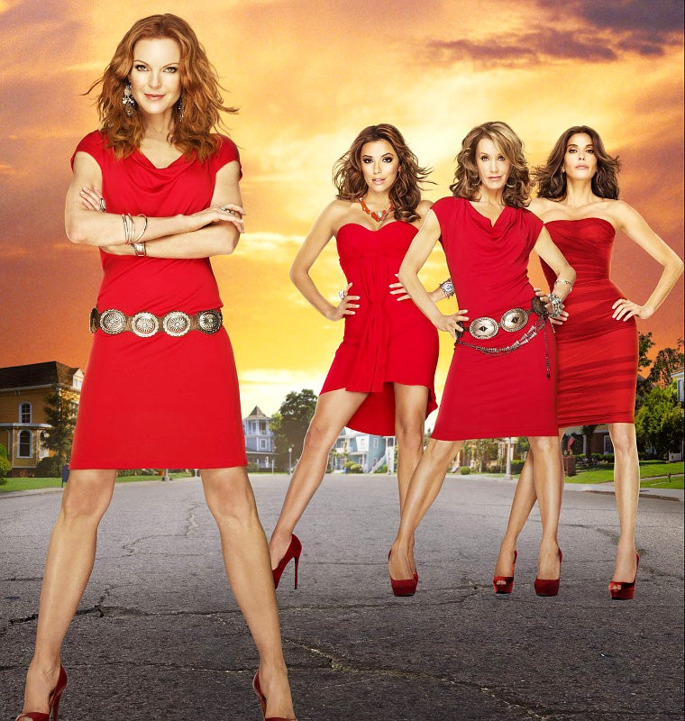 'Desperate Housewives' Ladies Shocked When Learning Show'll End in 2012