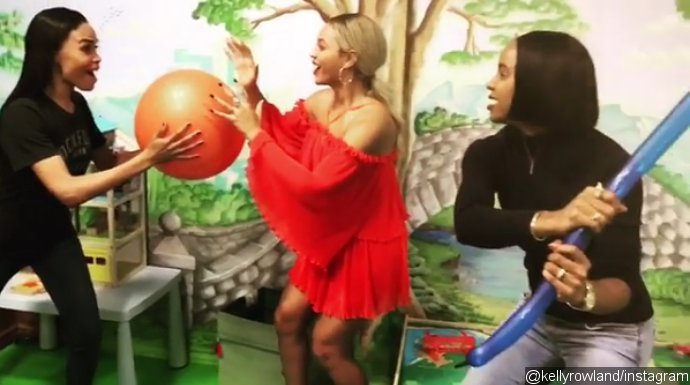 Watch Destiny's Child Take on the Viral Mannequin Challenge