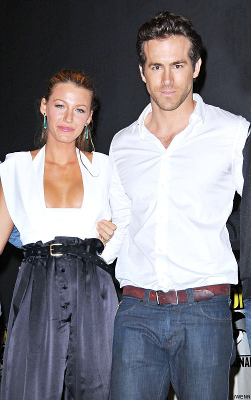 Details of Blake Lively and Ryan Reynolds' Wedding