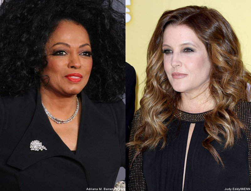 Diana Ross and Lisa Marie Presley on Witness List in Michael Jackson Wrongful Death Trial