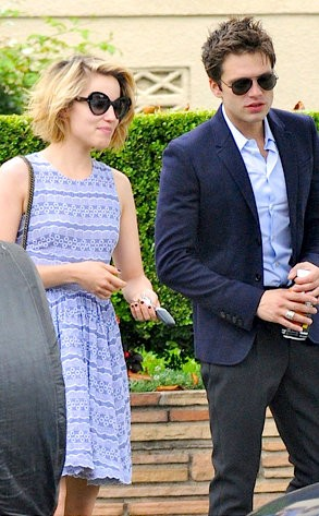 Dianna Agron Broke Up With Sebastian Stan Due to Jealousy