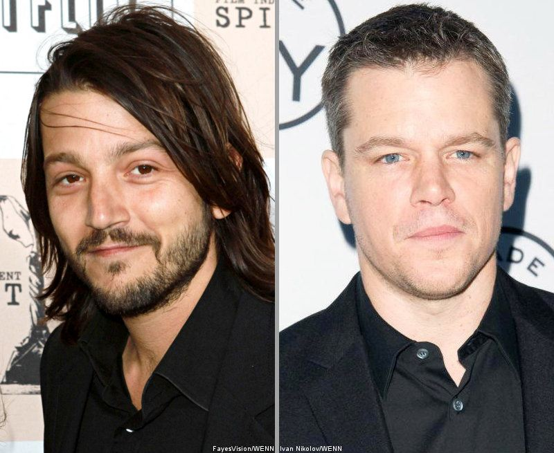 Diego Luna to Be Matt Damon's BFF in 'Elysium'