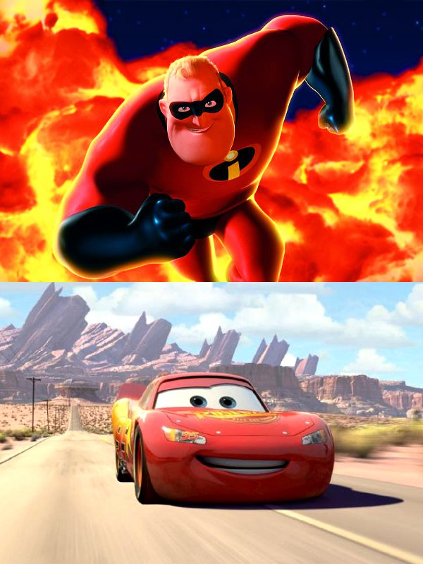 Disney Announces 'Incredibles 2' and 'Cars 3' as Pixar's New Projects