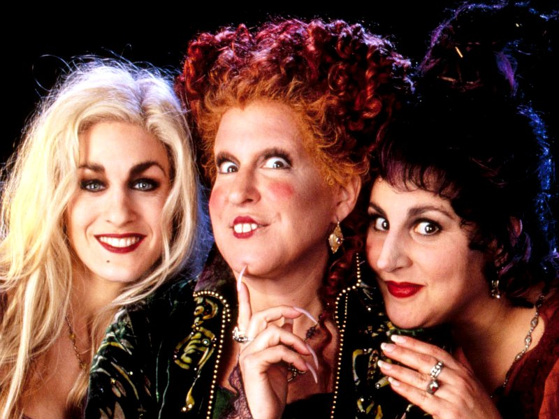 Report: Disney Developing 'Hocus Pocus' Sequel