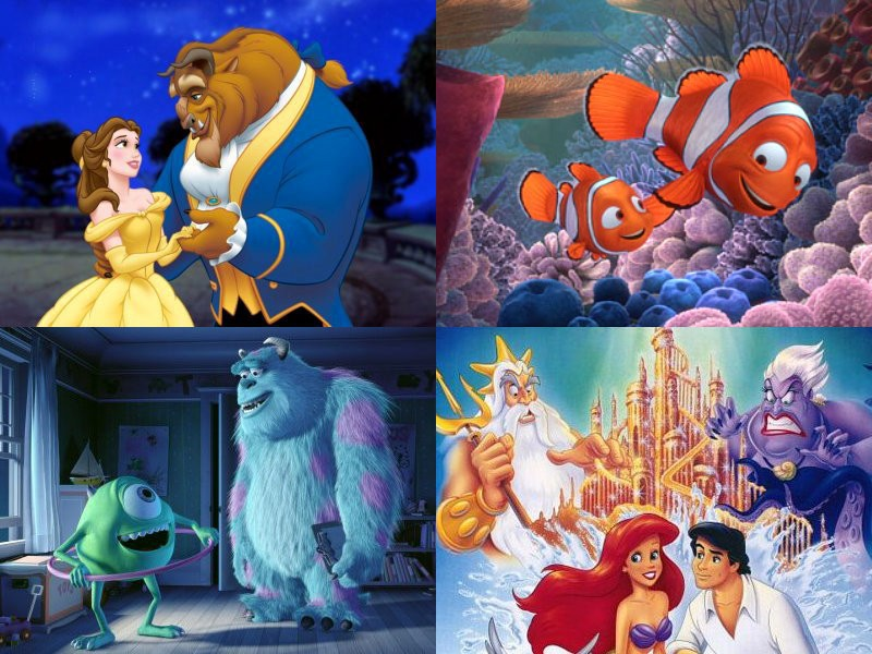 Disney to Re-Release More Animated Movies in 3D After 'Lion King' Success