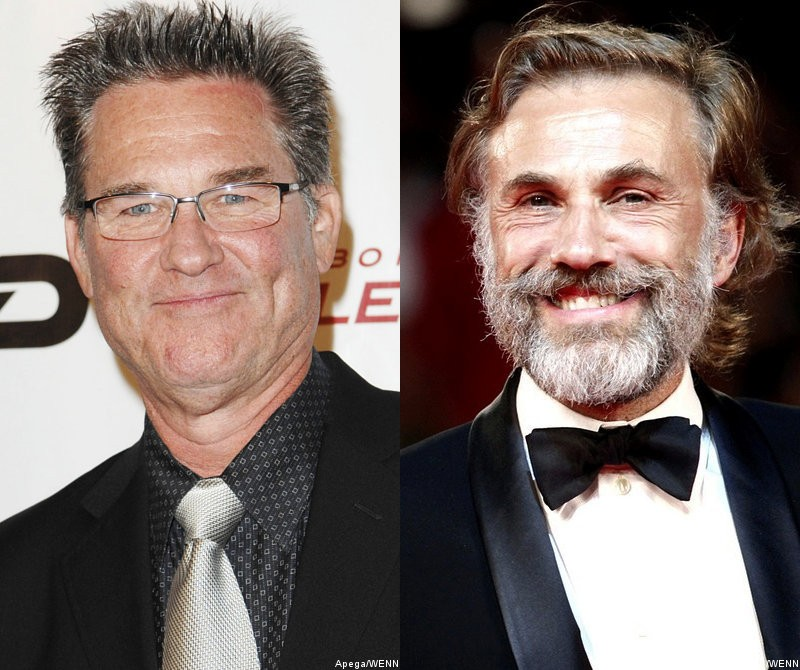 'Django Unchained': Kurt Russell to Replace Kevin Costner, Christoph Waltz Injured on Set