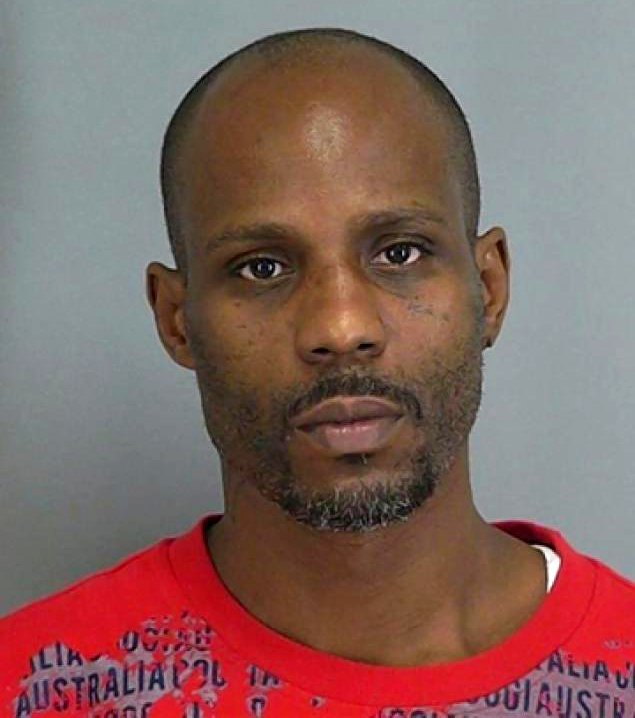 Rapper DMX Caught Driving Without a License
