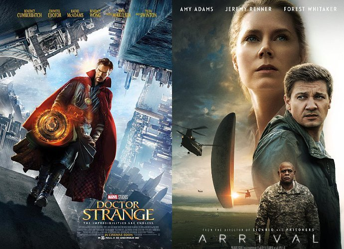'Doctor Strange' Continues Its Reign at Box Office, 'Arrival' Has Surprising Opening