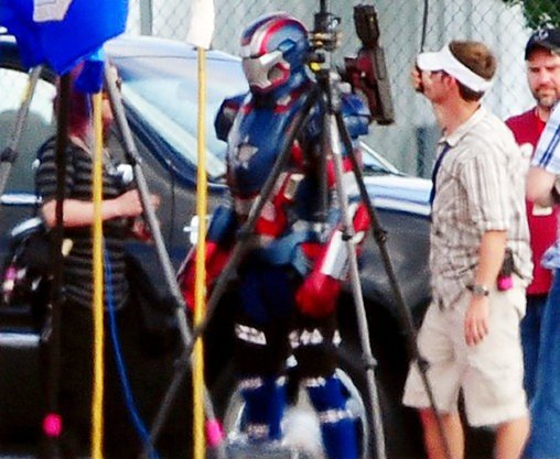 Don Cheadle Reveals Tony Stark and Rhodey's Conflict Over Patriot Suit in 'Iron Man 3'