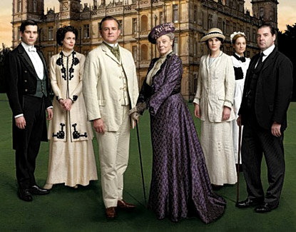'Downton Abbey' Possibly Vying for Best Drama Series at Emmys