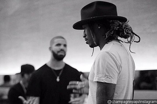 Drake and Future Confirm Joint Mixtape, Share the Details