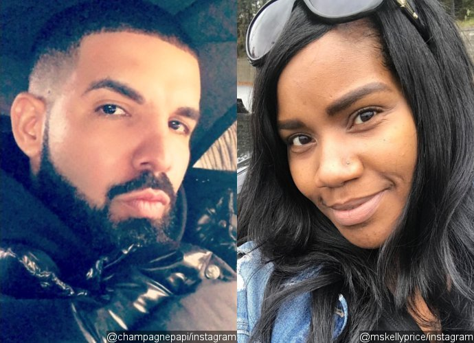 Drake Is Reportedly Dating Singer Kelly Price