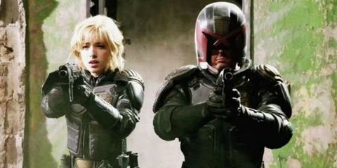 New 'Dredd' Photos Feature Street Judges Ready to Kill Offenders