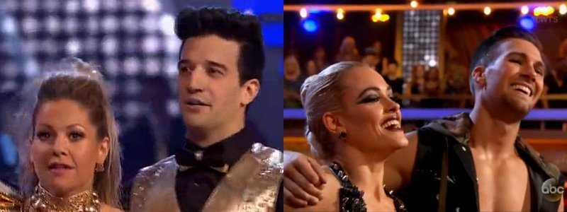 'DWTS' Finale - Part 1: Mark Ballas Dances Despite Injury, Another Favorite Is Eliminated
