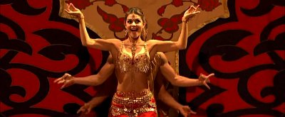 'Dancing with the Stars' Recap: Maria Menounos Goes Bollywood in Trio Routine