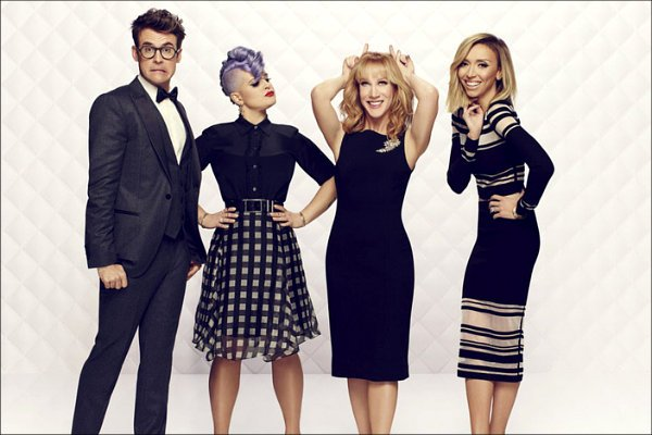 E! Puts 'Fashion Police' on Hiatus, Plans to Reboot the Show