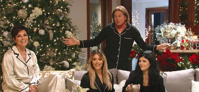 E! Releases 'Keeping Up with the Kardashians' Christmas Special Preview