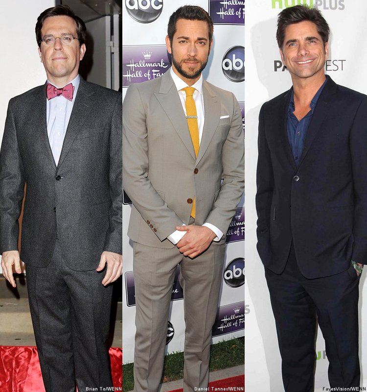 Ed Helms, Zachary Levi, John Stamos to Star on Yahoo! New Online Shows