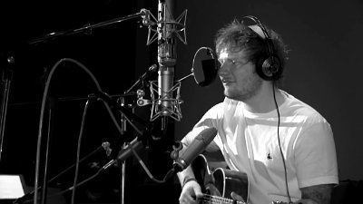 Ed Sheeran Debuts Music Video for 'The Hobbit' Soundtrack 'I See Fire'