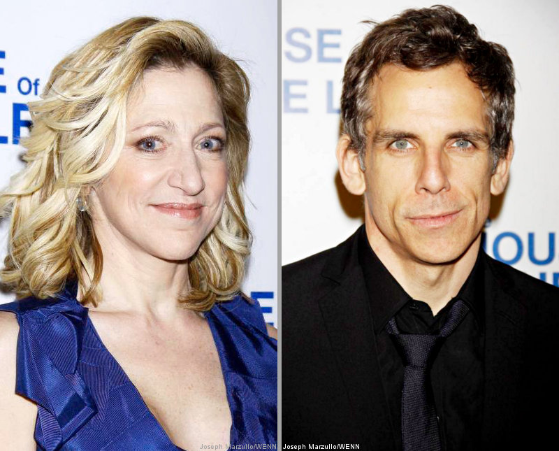 Edie Falco Steals Show From Ben Stiller