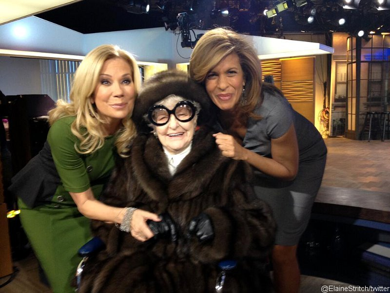 Video: Elaine Stritch Drops F-Bomb on 'Today'