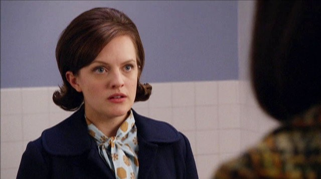 Elisabeth Moss: There Are More Stories for Peggy on 'Mad Men'