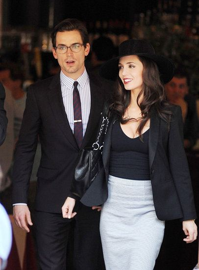 Eliza Dushku White Collar